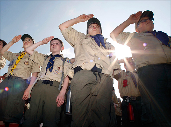 Beginning in 2018, LDS Church will no longer participate in older Boy Scout programs (Photo: Boy Scouts of America)