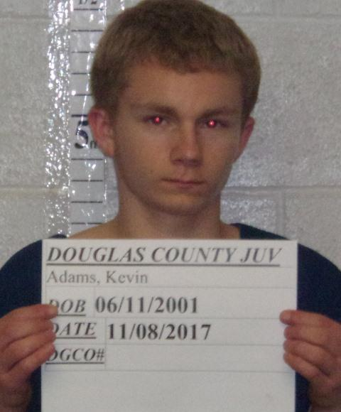 Kevin Wayne Adams (Douglas County Sheriff's Office photo)