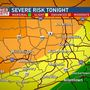 Mike Linden's Forecast | Severe storms return; tornadoes possible
