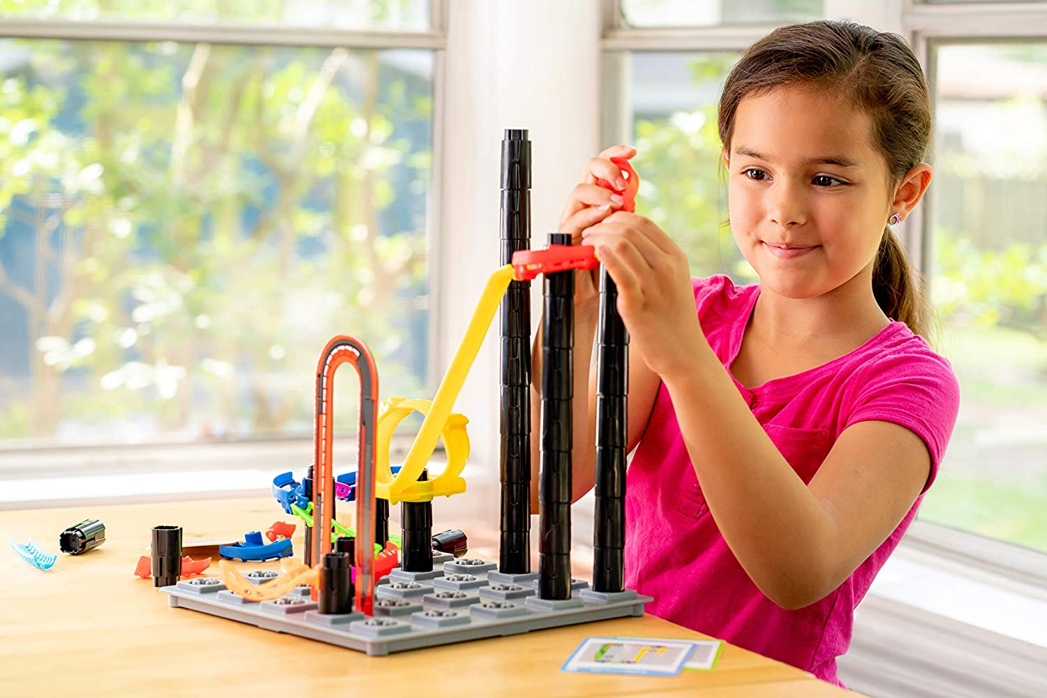 Roller Coaster Challenge{ }($32.99) You can't go wrong with ThinkFun products. This building game is sure to provide hours of fun for young designers and thrill seekers.{ }(Image: Amazon)