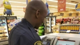 Asheville officer recognized for act of kindness to purse-snatching victim