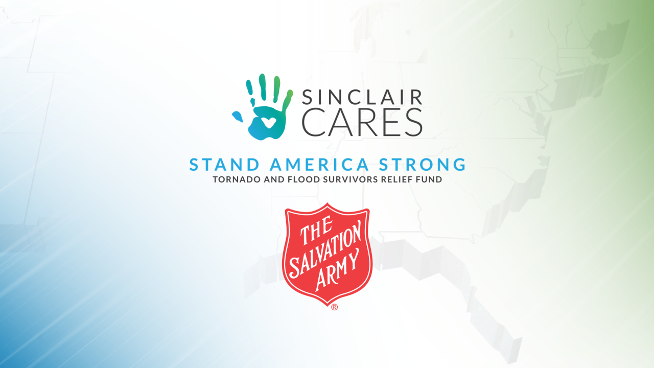 Sinclair Cares: Stand America Strong, A Day of Giving