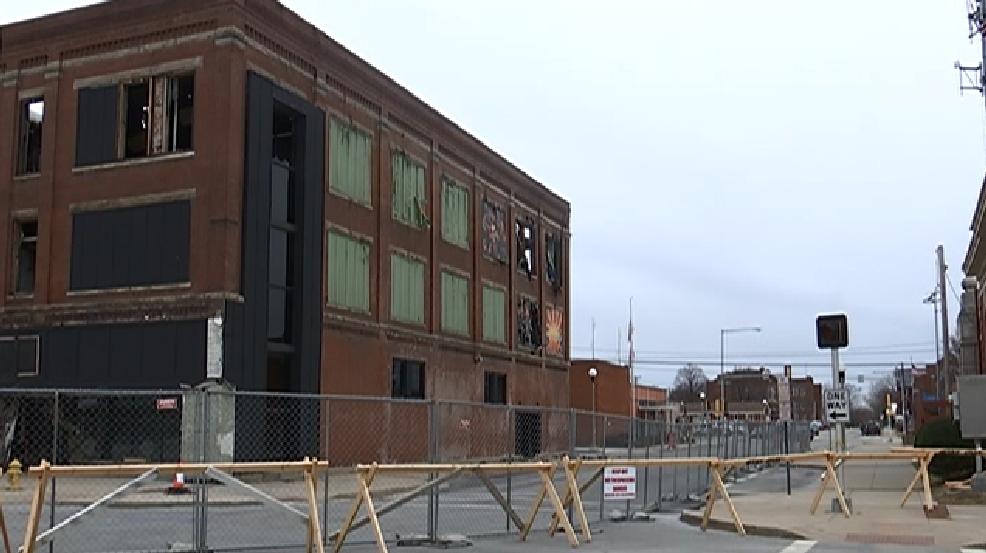 kirksville arts center demolition to resume after delay