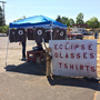Eclipse glasses driving one local business