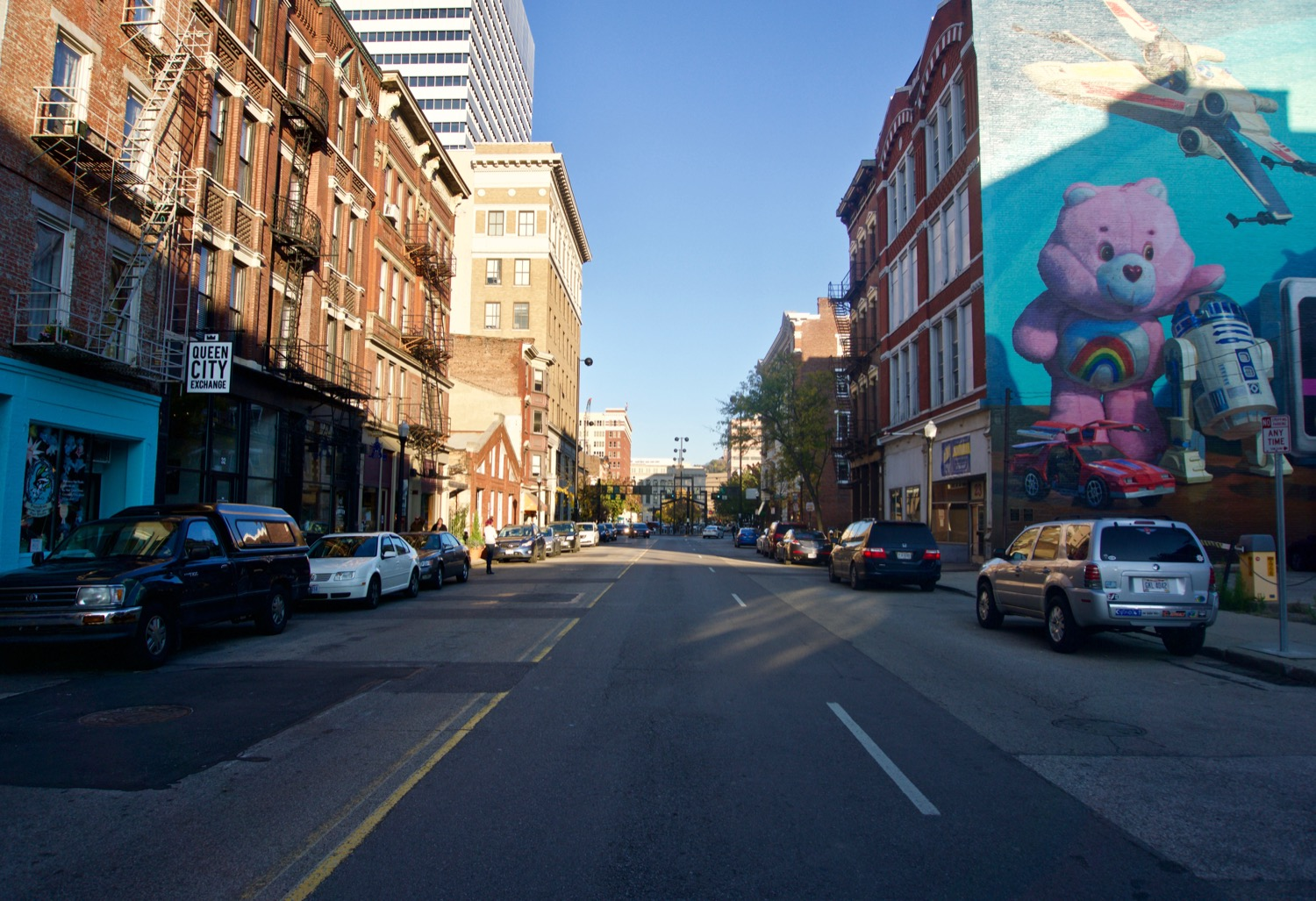 Once a bustling public marketplace similar to Findlay Market, Court Street is now again on the verge of growth. That's largely thanks to Kroger's mixed-use tower and the businesses that have been moving to Court Street for a few years now. / Image: Brian Planalp // Published: 11.12.17<p></p>