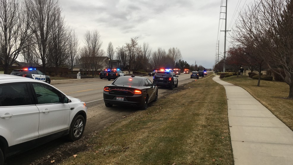 Three people dead, two children safe after Meridian standoff
