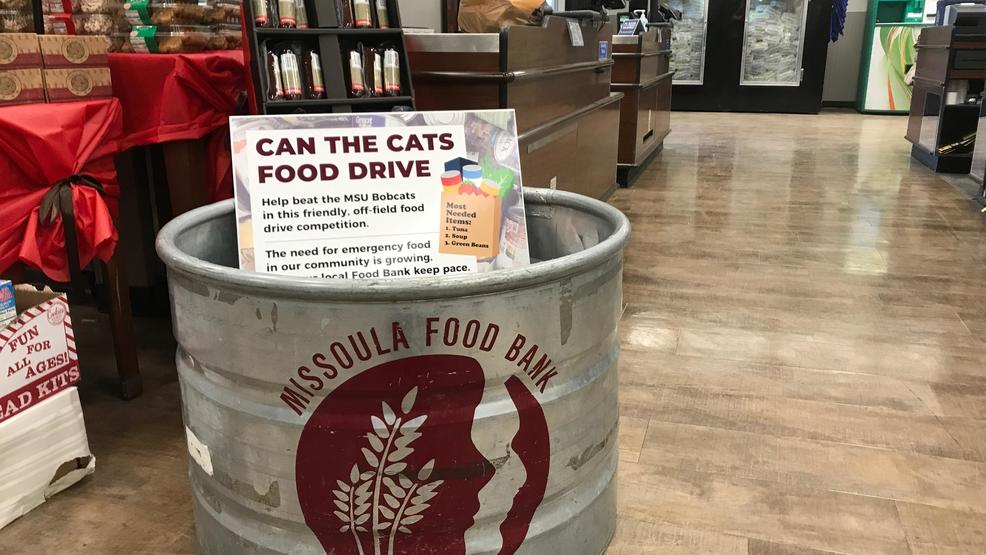 Food Drives Get Community Involved In Rivalry Football Game Keci