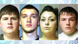 SP: 4 arrested for making meth in vacant Jefferson County home