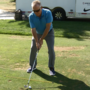 The key to a perfect golf swing