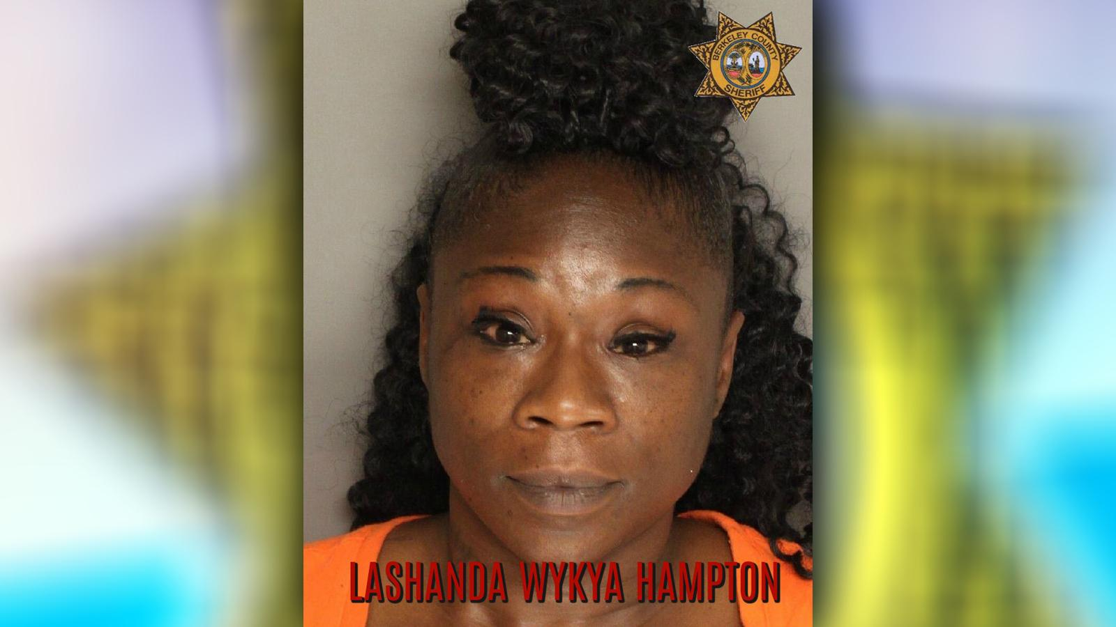 •	Lashanda Wykya Hampton Bench Warrants- Simple Possession of Marijuana & Possession of Drug Paraphernalia Hold for: Orangeburg County