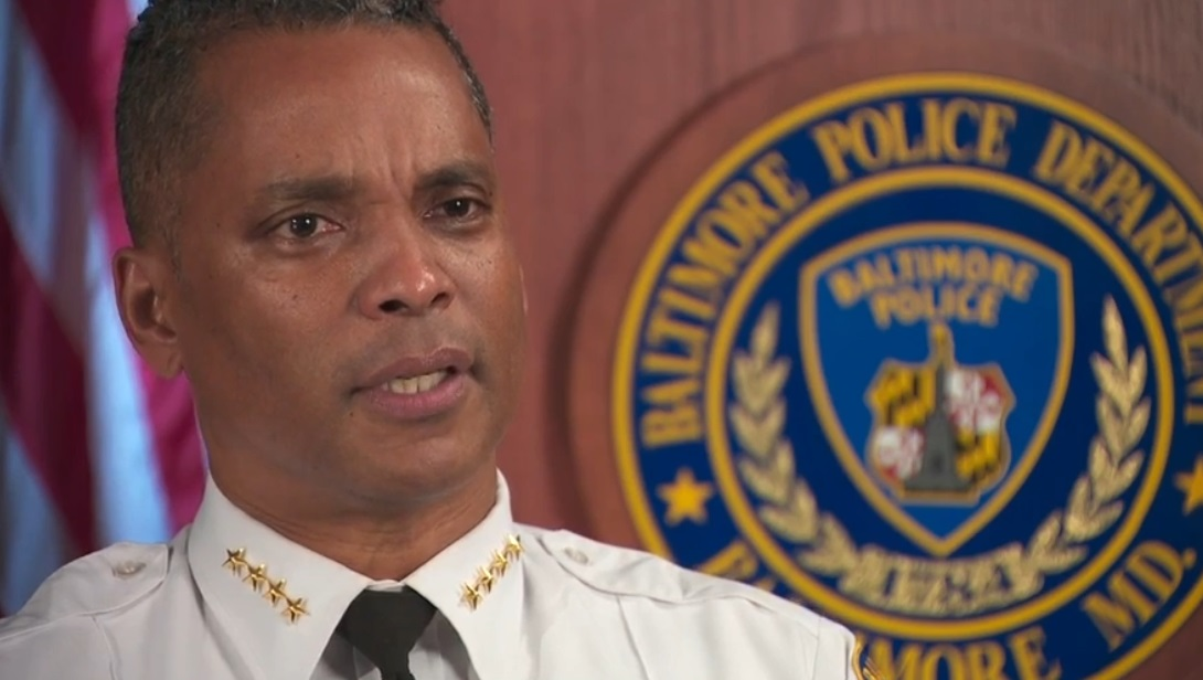 Darryl De Sousa resigns as Baltimore Police Commissioner