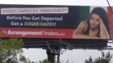 Shocking billboard targets Austin's 'immigrant population'