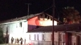 Nobody injured in two-alarm fire at vacant motel near Stratosphere