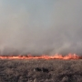 Fire burns overnight in 3 Texas Panhandle counties