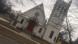Group is trying to save historic church building in Caro