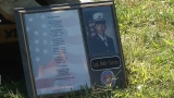 Female service member honored at Holly Charette Memorial Motorcycle run