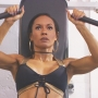 Lifting Herself Up: Professional bodybuilder remakes life in the gym