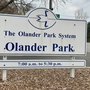 Olander Park issues water alert
