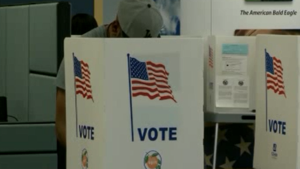 State, local officials call on state to pay for early voting