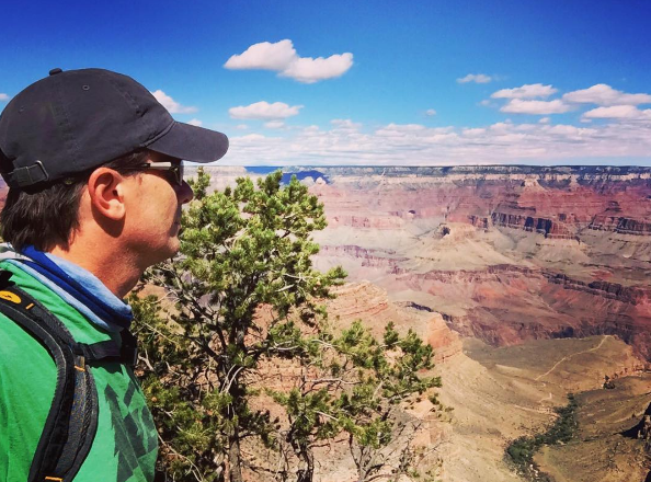 Grand Canyon (Photo: Instagram| scott.outdoors)