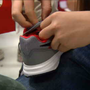 Hundreds of Socorro students receive brand new-new Nikes