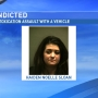 Woman accused of intoxication assault for New Year's wreck in Amarillo indicted