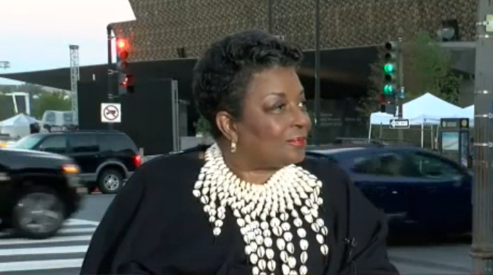 Cora Masters Barry, widow of former Mayor Marion Barry (Photo: ABC7)