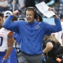 Report: Boise State football coach Bryan Harsin meets with Oregon