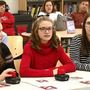 Middle school students compete in regional West Virginia History Bowl