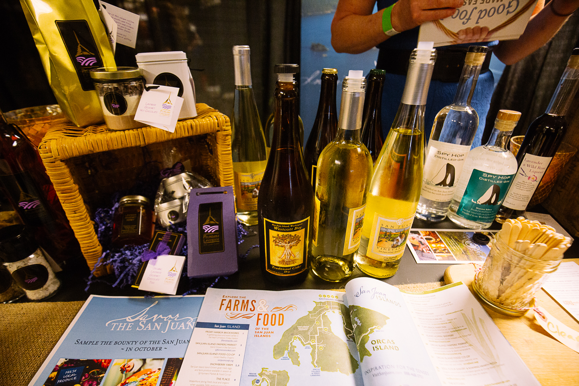 The Seattle Food and Wine Experience is one of the Northwest's premiere food and wine events. The event brings wine from all across the Northwest as well as food from some of the best restaurants the area has to offer. (Joshua Lewis / Seattle Refined)