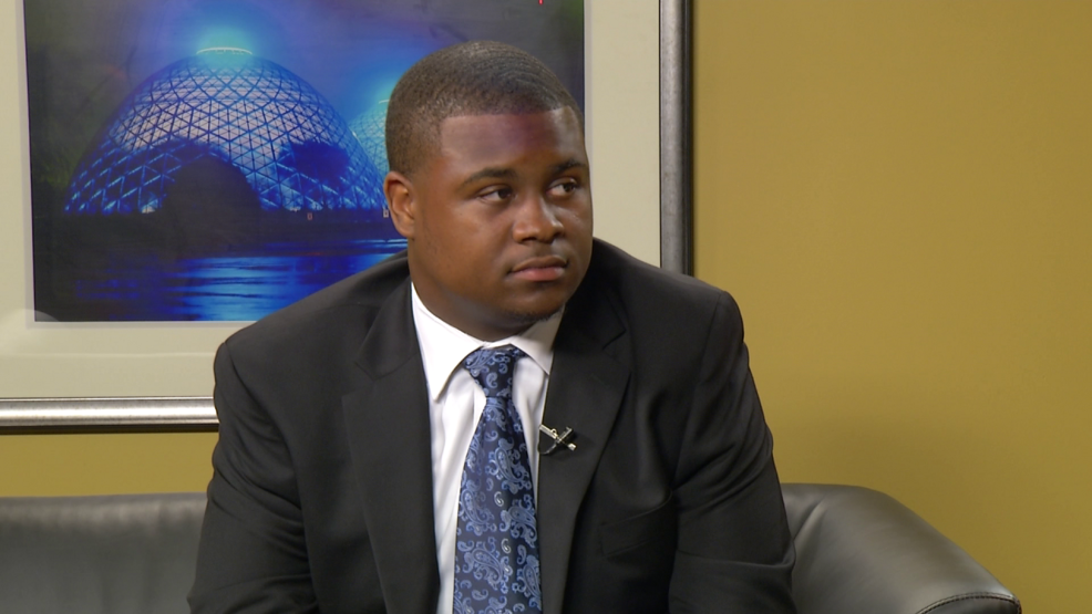 Kalan Haywood II, Candidate for State Assembly District 16.png