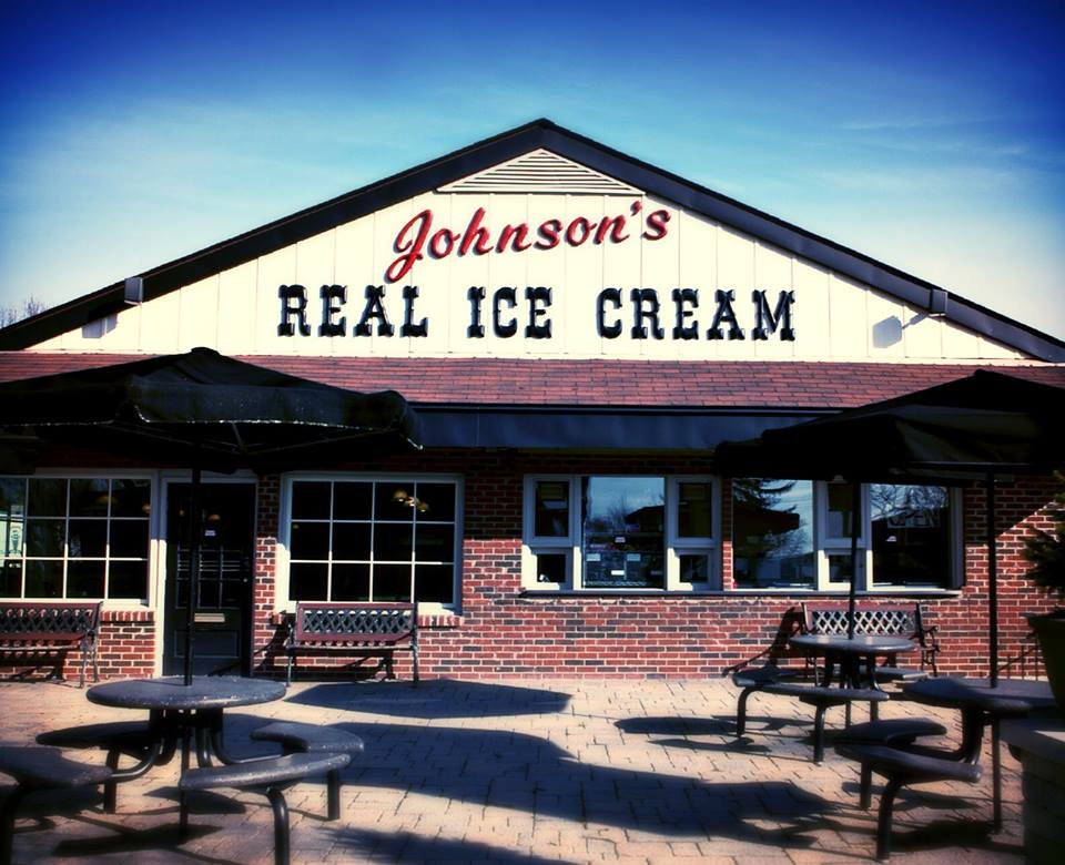 Johnson's Real Ice Cream in Bexley is one of 15 stops along the brand new Ohio Ice Cream Trail. / Image courtesy of Johnson's Real Ice Cream // Published: 8.22.18