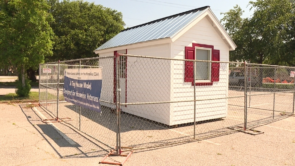 tiny homes to solve a big problem for homeless veterans wtgs