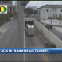 RV stuck in Bankhead Tunnel