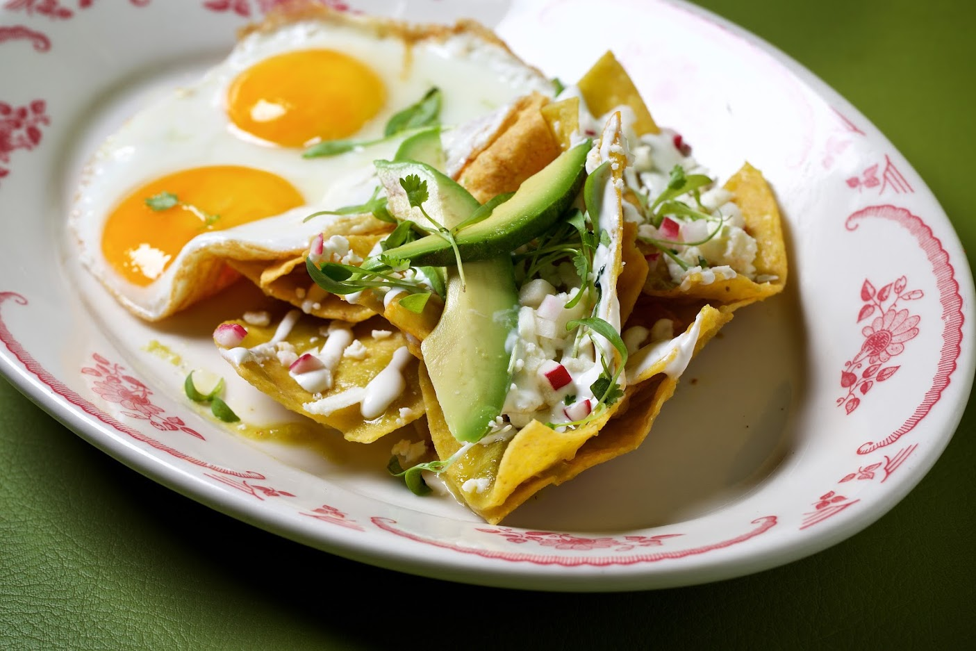 El Bebe has just launched a Mexican-inspired brunch menu. (Image: Courtesy El Bebe)