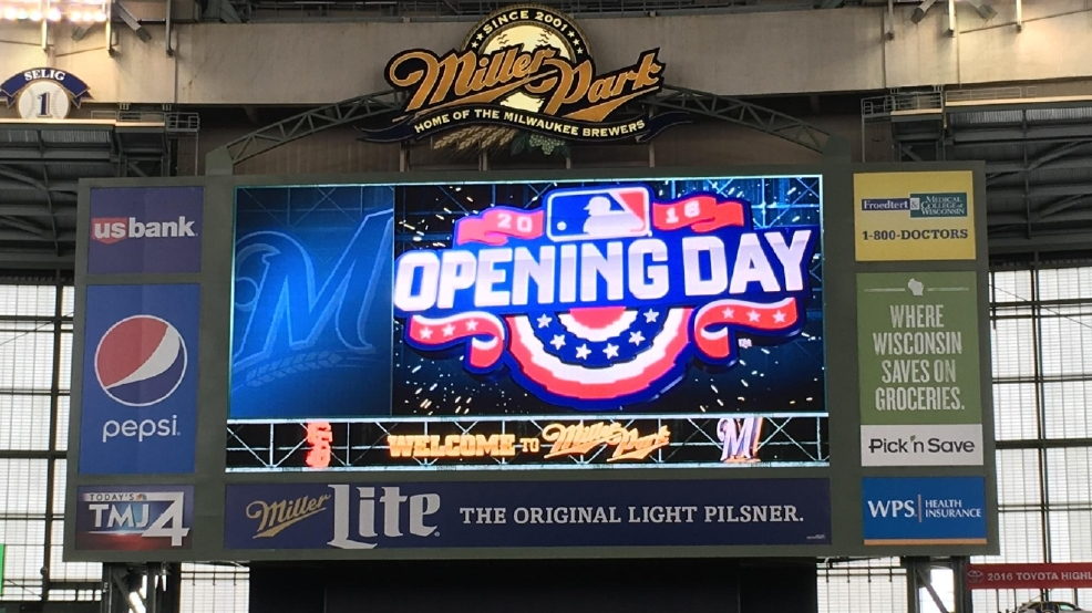 Brewers Open Registration For Opening Day Cubs Ticket