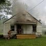 Springfield fire crews extinguish Laurel Street house fire