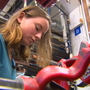 State ferry system's top new mechanic apprentices are women