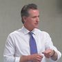 Lieutenant Governor Gavin Newsom holds roundtable discussion in Bakersfield