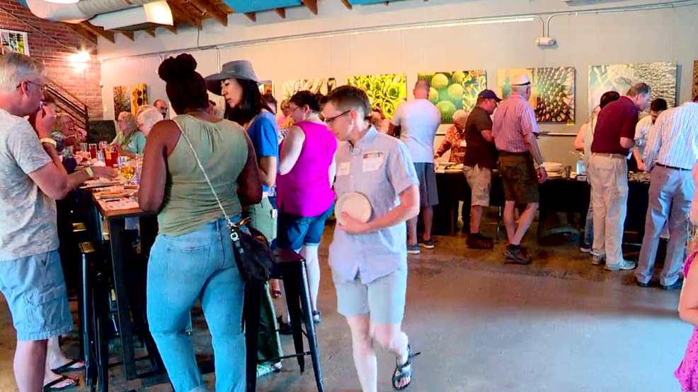 Wedge Brewing event celebrates culinary diversity, raises money for Pisgah Legal