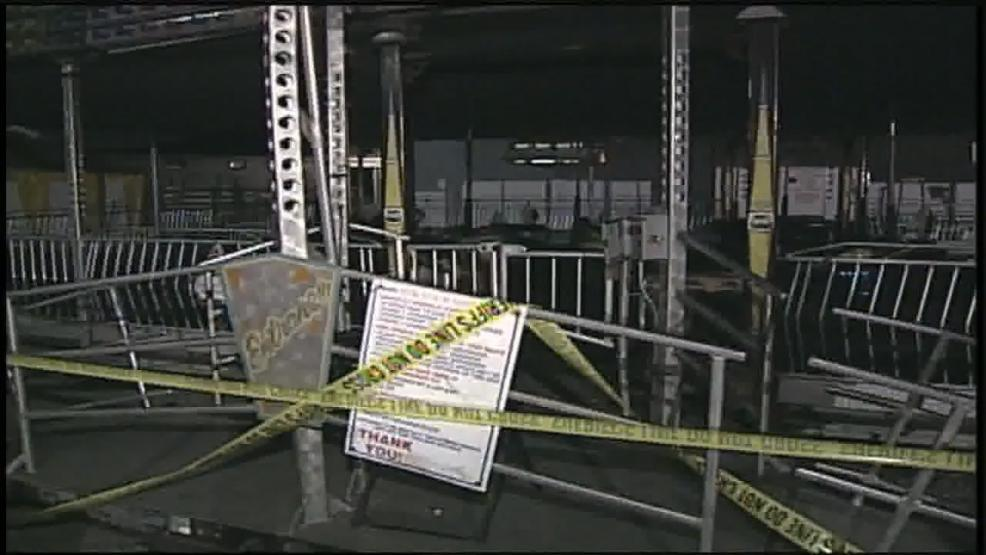 Ohio Court of Claims records show several thousand volts coursed through Greyson Schuyler when he made contact with the metal railing of the ride at the Lake County Fairgrounds in 2003. (WSYX/WTTE)