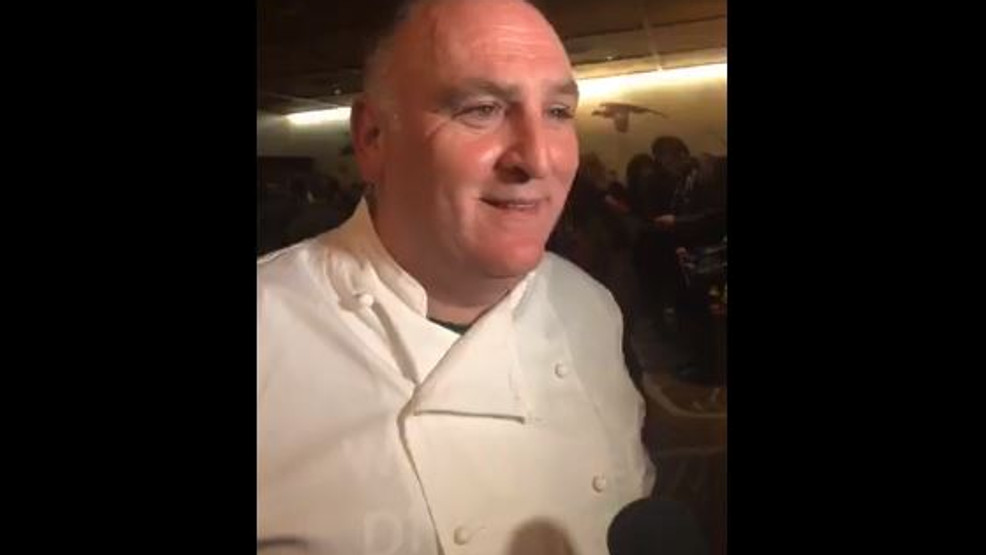 World-renowned chef with Las Vegas ties nominated for Nobel Peace Prize