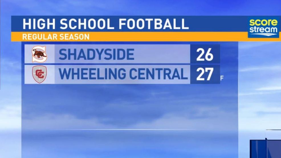 10.6.17: Shadyside at Wheeling Central