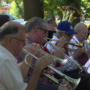 Music carries the meaning of Memorial Day in Ashland