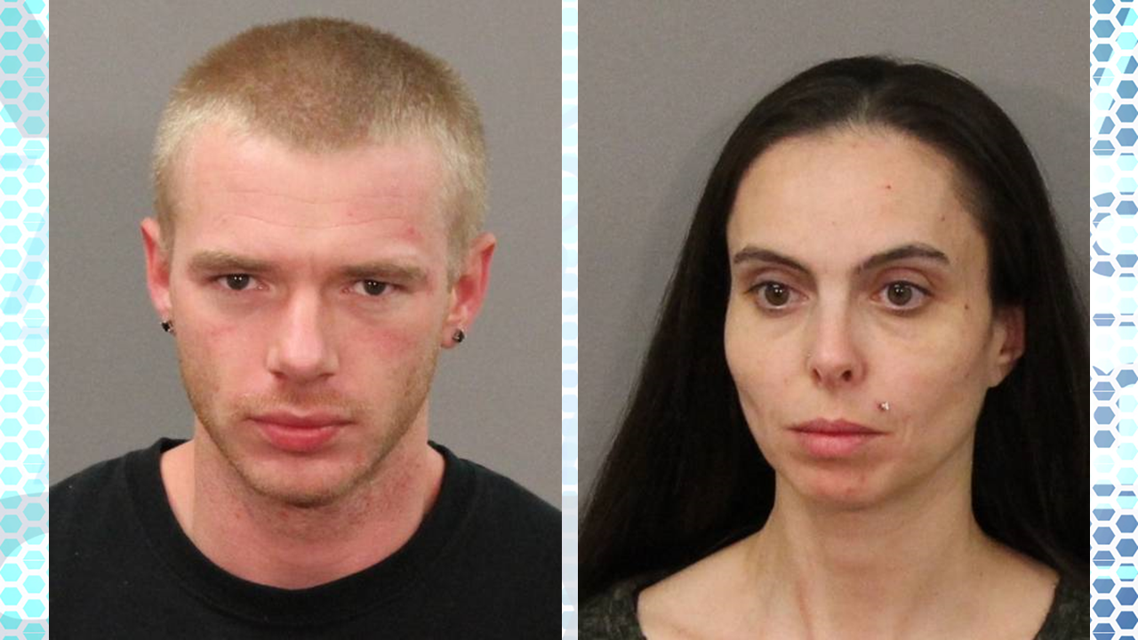 Brandon A. Dutcher and Christina M. Deuel / Cayuga County Sheriff's Office