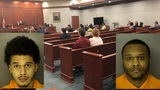 Trial begins for men charged with murdering woman in K&W parking lot