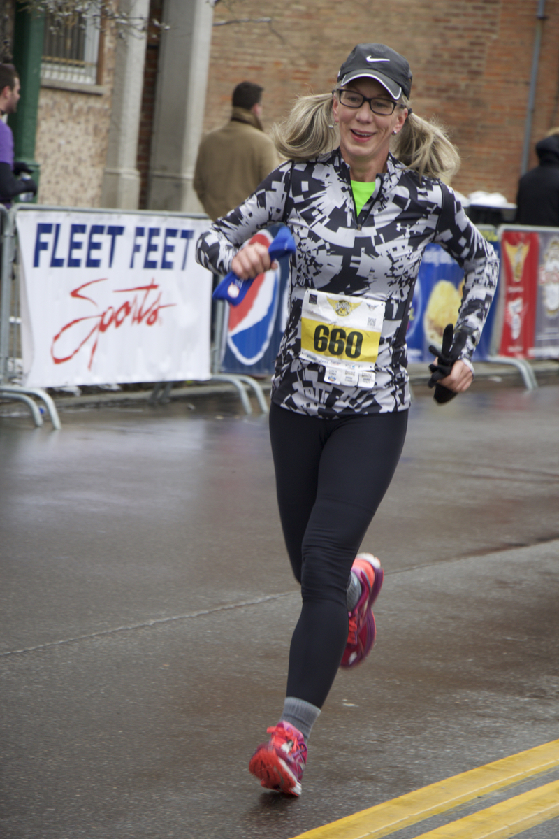 The 2017 Bockfest 5k took place on Saturday, March 4 in Over-the-Rhine. / Image: Dr. Richard Sanders