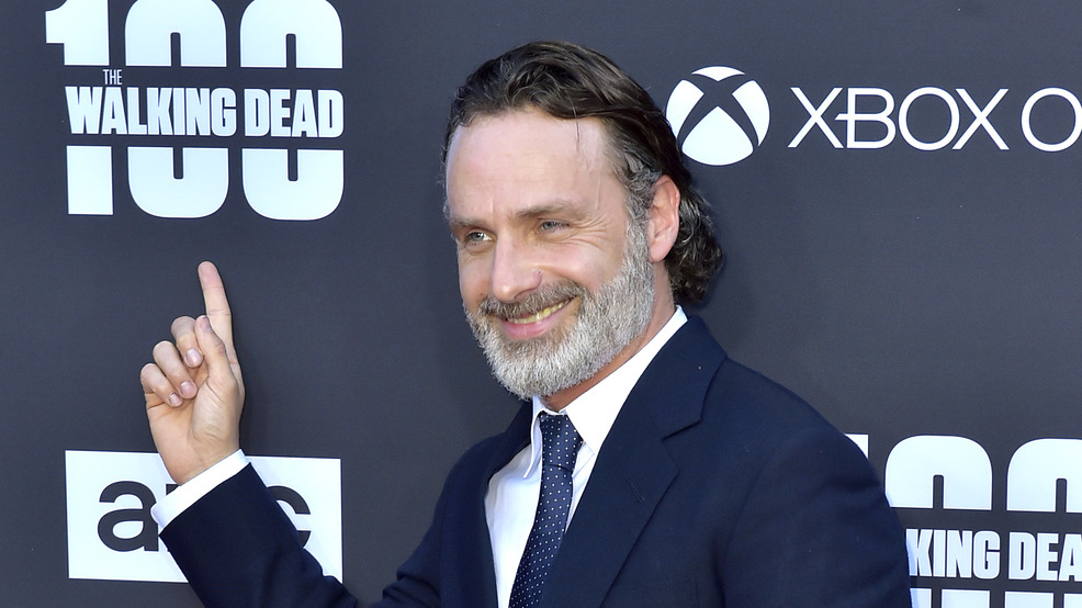 Andrew Lincoln to star in series of 'Walking Dead' films for AMC