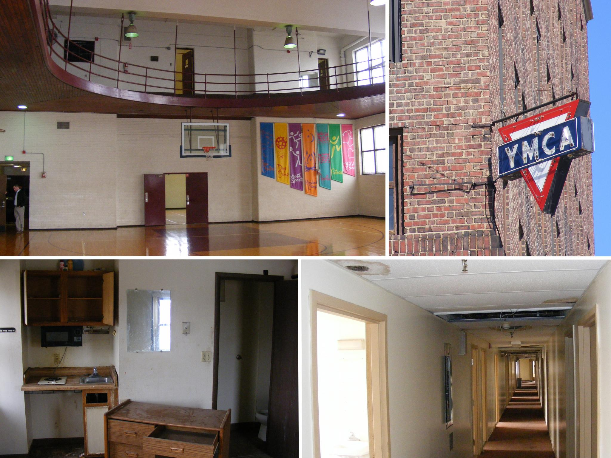 YMCA (Before) / ADDRESS: 1105 Elm Street (45202) / CREDIT: $3,389,328 / PREVIOUSLY: YMCA / Images courtesy of the Ohio Department of Taxation, CC by 2.0, with changes