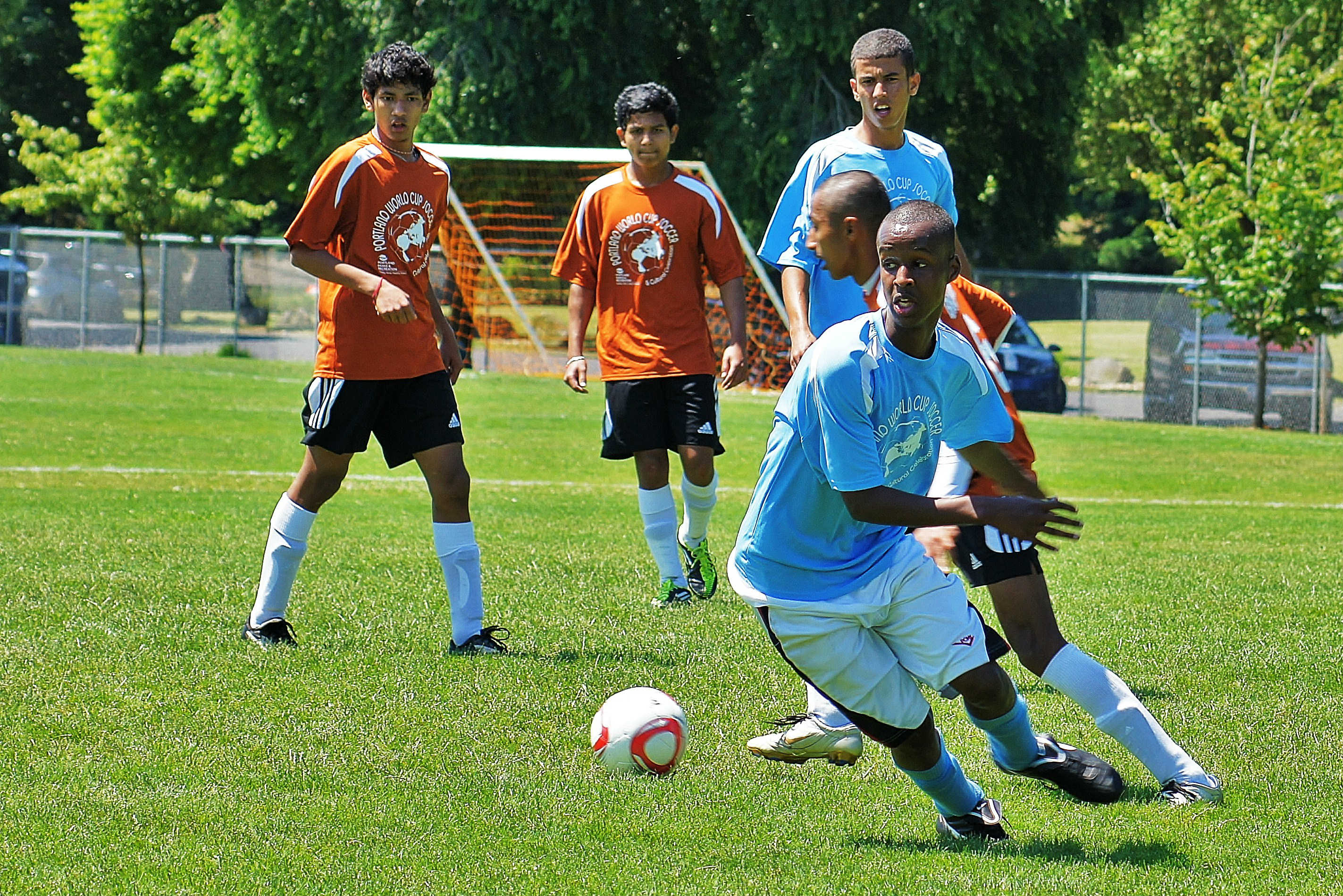 Portland World Cup of Soccer tournament (8).JPG{ }Foto cortesía Portland Parks and Recreation.